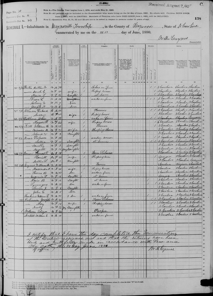 Crymes1900Census